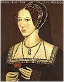 Anne Boleyn,Henry VIII's second wife