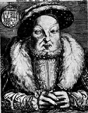 Henry VIII ans an old man