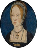 Mary, Later Queen of England Henry VIII's first child