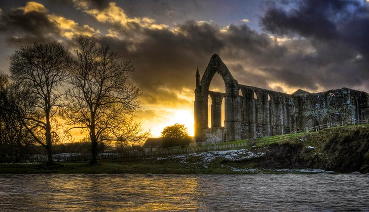 Picture Bolton Abbey
