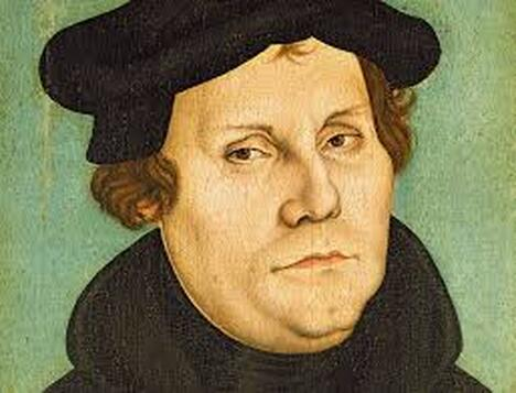 Picture Martin Luther
