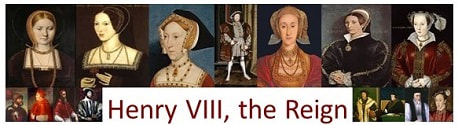 Picture Logo Henry VIII,the Reign