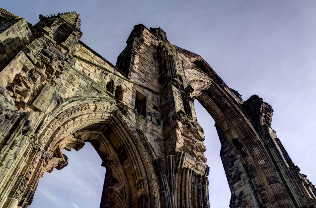 Picture Guisborough Priory