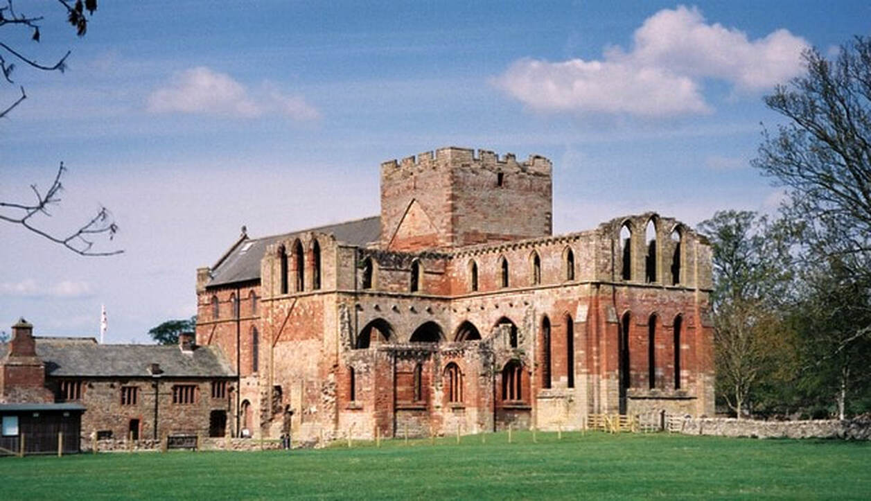 Picture Lanercost Priory