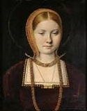 Picture. Henry VIII family tree.Catherine of Aragon. 1st wife