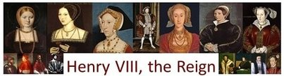 Picture. Henry VIII, the Reign logo