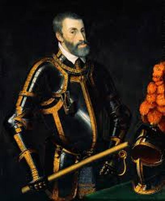 PictureCatherine of Aragon's nephew, King of Spain and Holy Roman Emperor Charles V