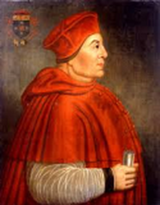 Picture Cardinal Thomas Wolsey
